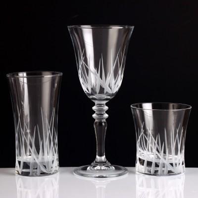 18 Pieces Glass Set - Yeşim