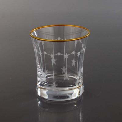 Water Glass Set of 6 - 420014 - Yildiz Gold
