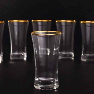 Juice Glass Set of 6 - 420055 - Duru Golda
