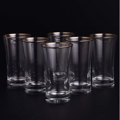 Juice Glass Set of 6 - 420055 - Duru Platinium