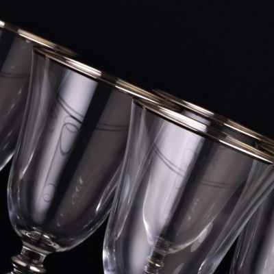 61 Pieces Glass Set - Duru Platinium - 12 People