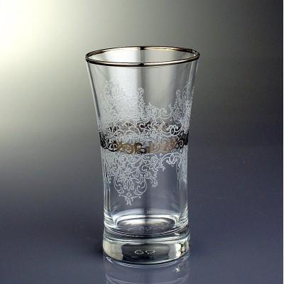 Juice Glass Set of 6 - 420055 - Estel Platinum