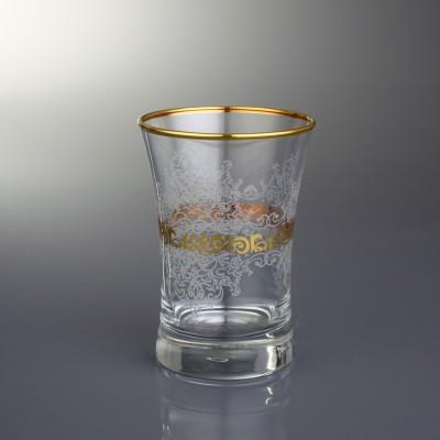 Water Glass Set of 6 - 420013 - Estel Gold