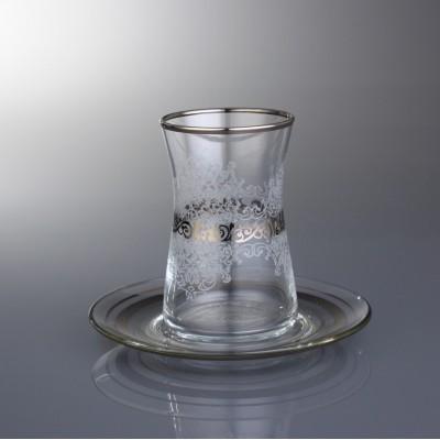 361-391 Tea Set - Estel Platinum