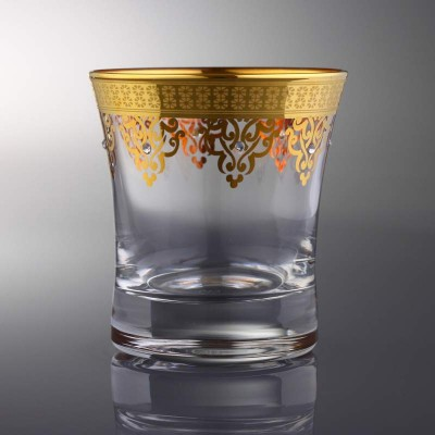 Water Glass Set of 6 - 420014 - Ottoman Gold