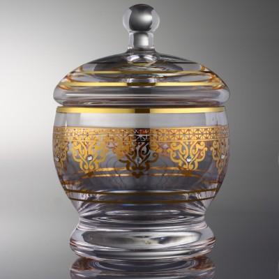 1551 Sugar Pot - Ottoman Gold