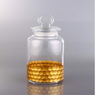Spice Jar, 98673, Big Size - Petek Gold