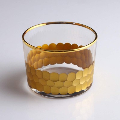 Sugar Pot - Petek Gold