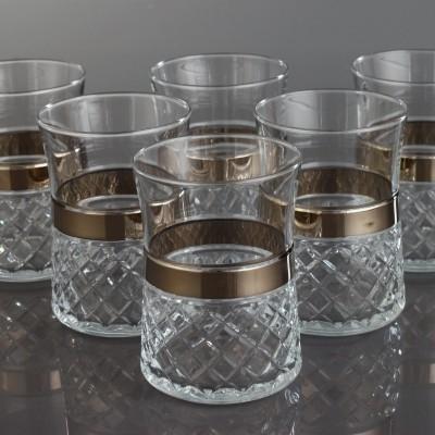 Water Glass Set of 6 - 420322 - Piti Kare Platinum