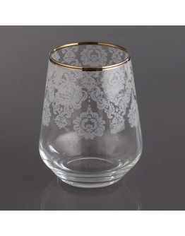 Water Glass Set of 6 - 41536 - Helena Platinum