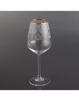 Stemware Set of 6 - 440080 - Helena Gold