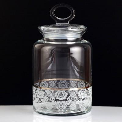 Spice Jar, 98673, Big Size - TRN Helena Platinum - White