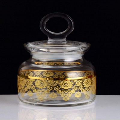 Spice Jar, 98863, Small Size - TRN Helena Gold - Yellow