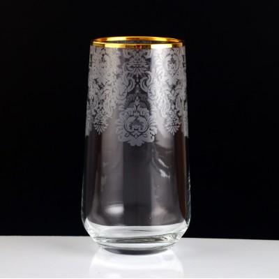 Juice Glass Set of 6 - 420015 - Helena Gold