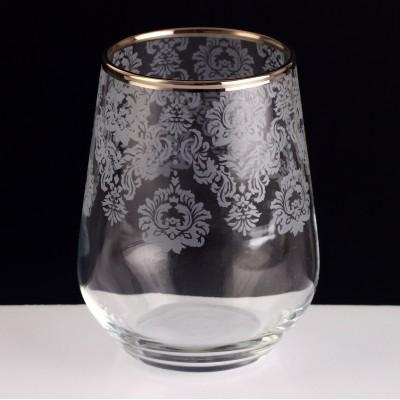 Water Glass Set of 6 - 41536 - Helena Platinum
