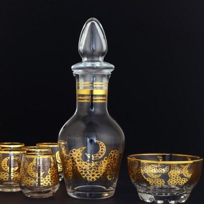 Zamzam Set - Mirac Gold, 126-304