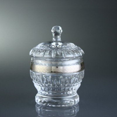 1551 Sugar Pot - Ezgi Platinum