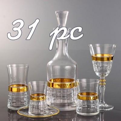 31 pc  Glass sets (0)