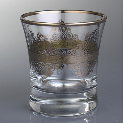 Water Glass Set of 6 - 420014 - Nida Platinum