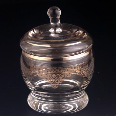 1551 Sugar Pot - Nida Platinum