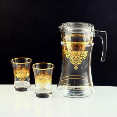 7 Pc Water Set 018 013 - Nida Gold